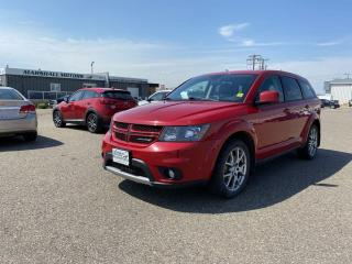 Used 2014 Dodge Journey AWD 4dr R/T Rallye *Heated Seats/Wheel* *Remote St for sale in Brandon, MB