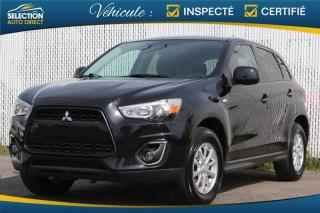 Used 2014 Mitsubishi RVR SE AWD for sale in Ste-Rose, QC