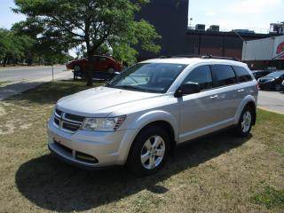 Used 2013 Dodge Journey ~ 7 PASSENGER ~ LOW KM ~ SAFETY INCLUDED for sale in Toronto, ON