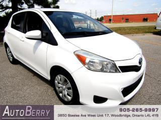 Used 2012 Toyota Yaris LE - 1.5L - Auto for sale in Woodbridge, ON