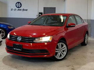 Used 2015 Volkswagen Jetta TRENDLINE|BACK UP|HEAT SEATS|ONE OWNER|NO ACCIDENT for sale in Oakville, ON