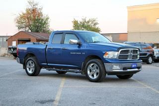 Used 2011 RAM 1500 Big Horn for sale in Brampton, ON