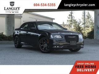Used 2019 Chrysler 300 S  Loaded / Accident Free / Bold Styling for sale in Surrey, BC