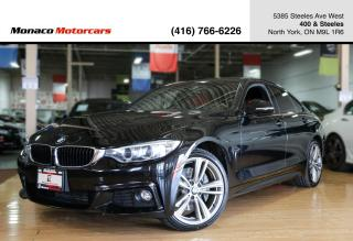 Used 2016 BMW 4 Series 435i xDrive - M PKG|NAVI|BACKUP|SUNROOF for sale in North York, ON