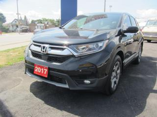 Used 2017 Honda CR-V EX-L for sale in Hamilton, ON