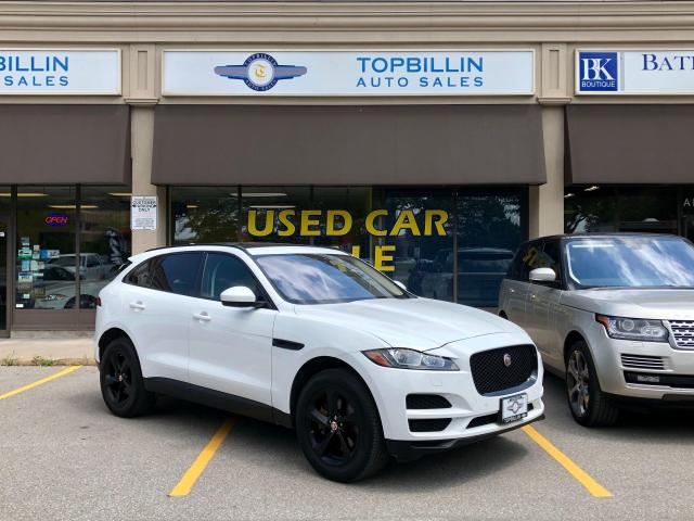 2017 Jaguar F-PACE 35t Prestige, Accident Free, Clean CarFax