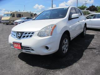 Used 2011 Nissan Rogue S for sale in Hamilton, ON