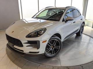 Used 2020 Porsche Macan CPO | Ext. Warranty | Premium Plus | Sport Exhaust for sale in Edmonton, AB