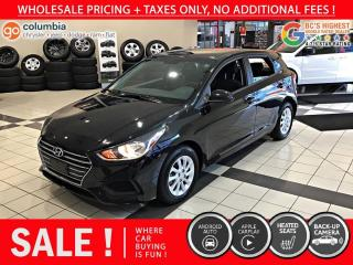Used 2019 Hyundai Accent Preferred - No Dealer Fees / Heated Seats / Local for sale in Richmond, BC