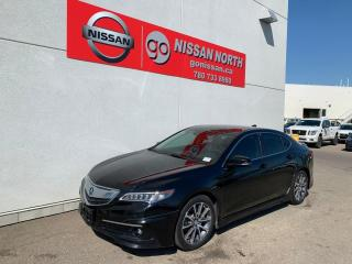 Used 2015 Acura TLX V6 Elite 4dr AWD SH-AWD Sedan for sale in Edmonton, AB