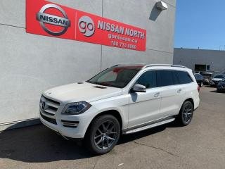 Used 2013 Mercedes-Benz GL-Class GL 350 BlueTEC 4dr AWD Sport Utility Vehicle for sale in Edmonton, AB