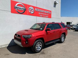 Used 2016 Toyota 4Runner SR5 4dr 4WD Sport Utility for sale in Edmonton, AB