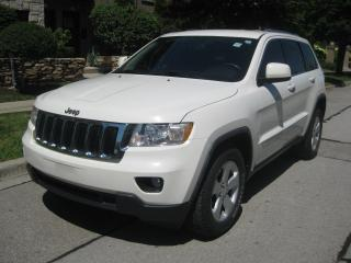 Used 2011 Jeep Grand Cherokee NAVI, NO ACCIDENTS, CERTIFIED, BCK CAM, 1Y WARRANR for sale in Toronto, ON