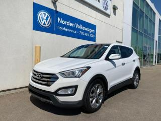 Used 2013 Hyundai Santa Fe Limited 4dr AWD Sport Utility Vehicle for sale in Edmonton, AB