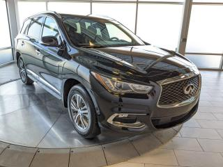 New 2020 Infiniti QX60 PURE 4dr AWD Sport Utility for sale in Edmonton, AB