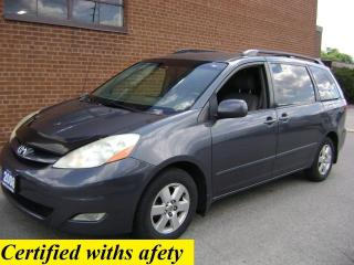 Used 2008 Toyota Sienna LE for sale in Oakville, ON