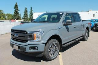 New 2020 Ford F-150 XLT 302A 4X4 SuperCrew 5.0L V8 with Auto Start/Stop, Pre-Collision Assist, Rear View Camera, and Remote Keyless Entry for sale in Edmonton, AB