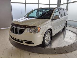 Used 2012 Chrysler Town & Country Limited - One Owner! for sale in Edmonton, AB