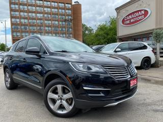 Used 2016 Lincoln MKC PREMIER PKG | CLEAN CARFAX | BACK UP CAM | AWD | for sale in Scarborough, ON