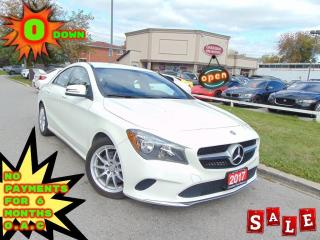 Used 2017 Mercedes-Benz CLA-Class 4 MATIC | NAVI | CAM | B.S.M | BAL WARRANTY | for sale in Scarborough, ON