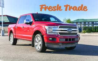 Used 2018 Ford F-150 Platinum 4x4 SuperCrew Cab Styleside 145.0 in. WB for sale in Red Deer, AB