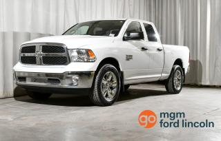 Used 2019 RAM 1500 Classic STX 4X4 QUAD CAB for sale in Red Deer, AB