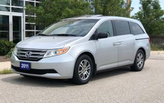 Used 2011 Honda Odyssey EX-L w/RES for sale in Brampton, ON