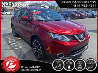 Used 2019 Nissan Qashqai SL for sale in Rouyn-Noranda, QC