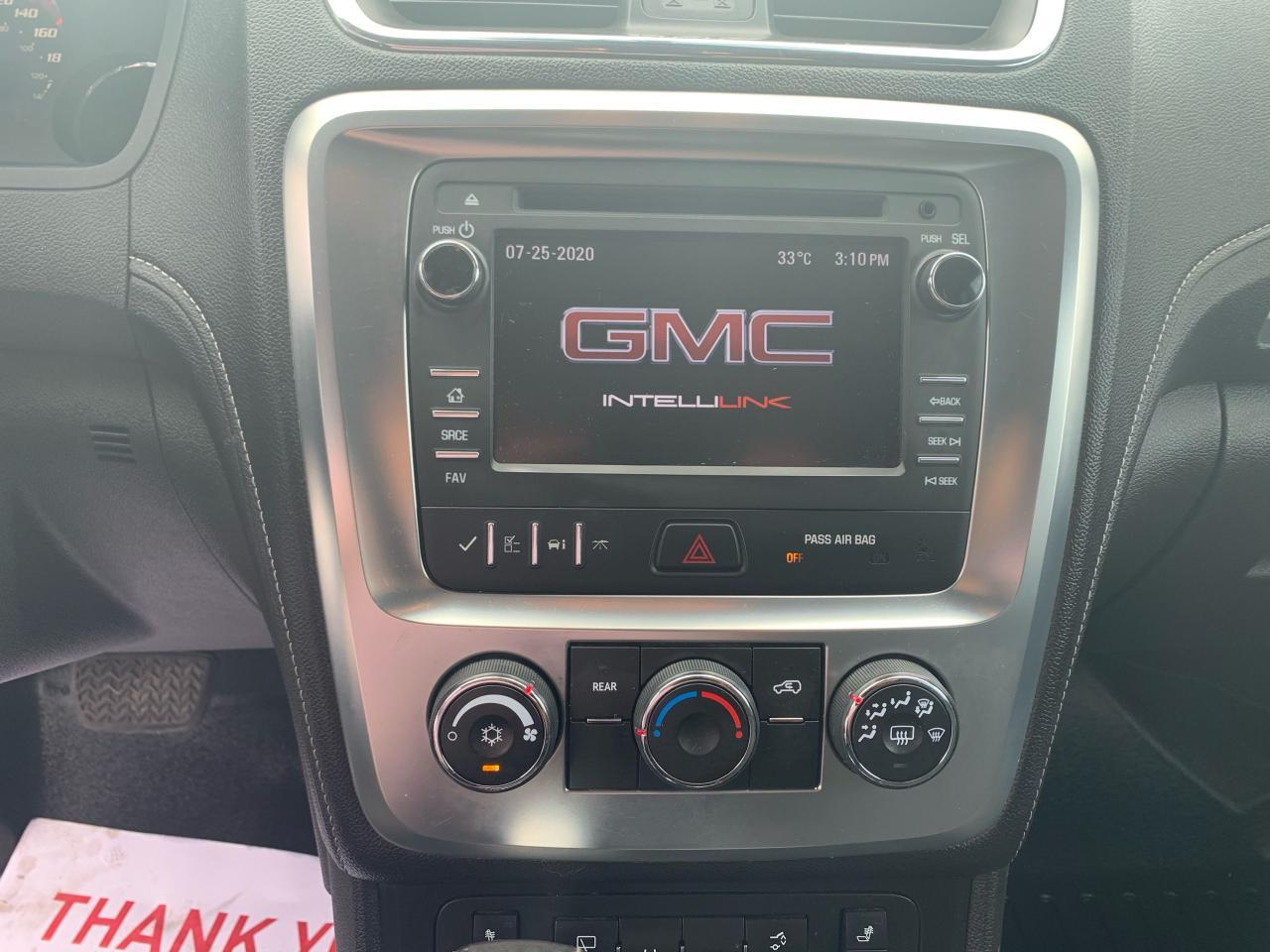 2013 GMC Acadia