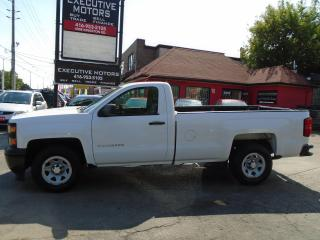 Used 2014 Chevrolet Silverado 1500 Work Truck w/2WT/ BRAND NEW TIRES / RUNS PERFECT for sale in Scarborough, ON