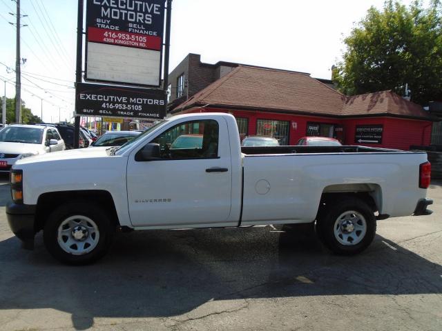 2014 Chevrolet Silverado 1500 Work Truck w/2WT/ BRAND NEW TIRES / RUNS PERFECT