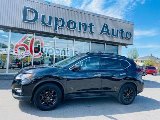 Used 2018 Nissan Rogue Édition minuit TI for sale in Alma, QC