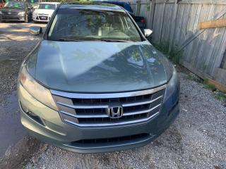 Used 2010 Honda Accord Crosstour EX-L for sale in Oshawa, ON