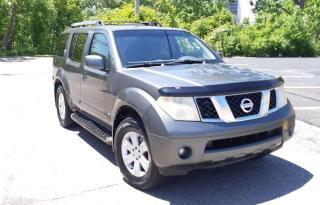 Used 2005 Nissan Pathfinder LE for sale in Oshawa, ON
