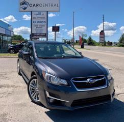 Used 2016 Subaru Impreza 2.0i Premium | AWD | SUNROOF | HEATED SEATS | for sale in Barrie, ON