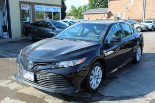 Used 2019 Toyota Camry HYBRID LE for sale in Brampton, ON