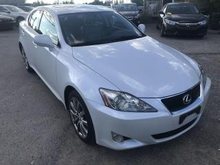Used 2008 Lexus IS 250 PREMIUM for sale in Gloucester, ON