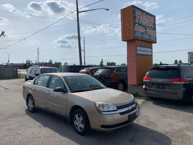 2005 Chevrolet Malibu ALLOYS**ONLY 137KMS**AS IS SPECIAL