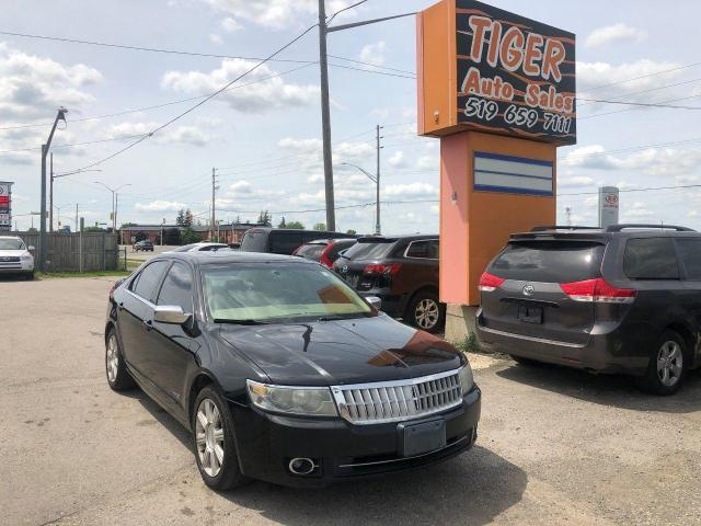 2007 Lincoln MKZ LEATHER**ROOF**LOADED**AS IS SPECIAL