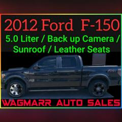 Used 2012 Ford F-150 FX4 for sale in Kingston, ON