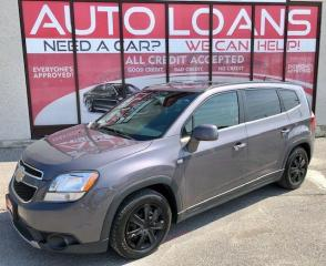 Used 2012 Chevrolet Orlando LTZ-ALL CREDIT ACCEPTED for sale in Scarborough, ON