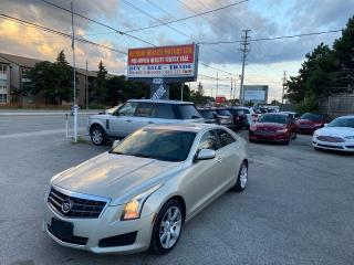 Used 2013 Cadillac ATS for sale in Toronto, ON