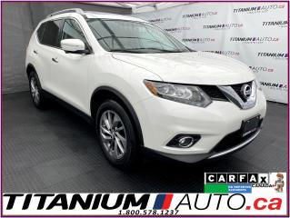 Used 2015 Nissan Rogue SL-Tech+AWD+GPS+360 Camera+Blind Spot+Lane Assist for sale in London, ON
