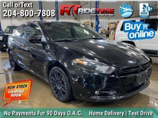 Used 2014 Dodge Dart SXT for sale in Winnipeg, MB