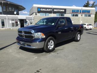 Used 2014 RAM 1500 SLT - Crew Cab 3.6L V6 Standard Bed - RWD for sale in Victoria, BC