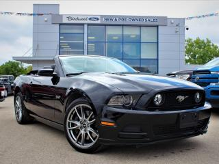 Used 2014 Ford Mustang GT NAV   GT BRK PKG   REV SENSORS for sale in Winnipeg, MB