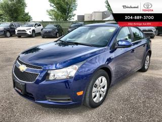 Used 2013 Chevrolet Cruze LT Turbo Local Trade | Bluetooth | Back Up Camera for sale in Winnipeg, MB
