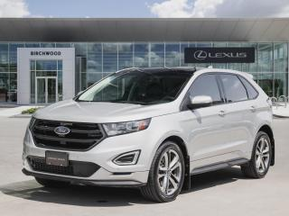 Used 2018 Ford Edge SPORT for sale in Winnipeg, MB