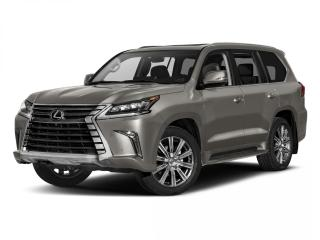 Used 2016 Lexus LX 570 EXECUTIVE PACKAGE for sale in Winnipeg, MB