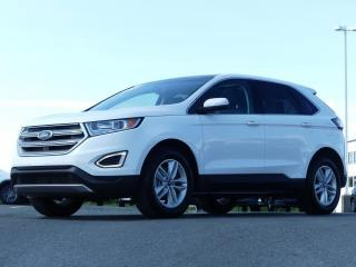 Used 2017 Ford Edge SEL AWD CUIR TOIT PANORAMIQUE GPS!!! for sale in St-Georges, QC